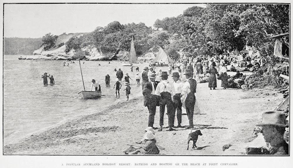 Pt Chev beach pic historical AWNS_19190130_p032_i001_b